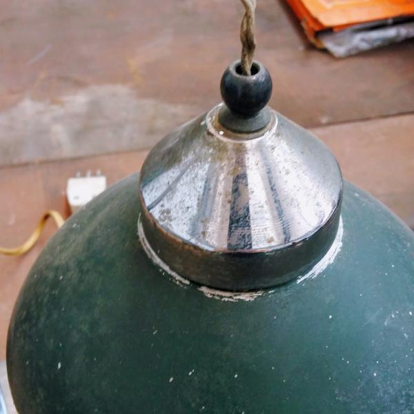 BOLD renovates - Seminara Torino desk lamp