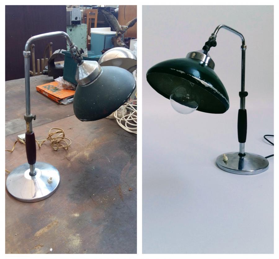 BOLD renovates - Seminara Torino lamp