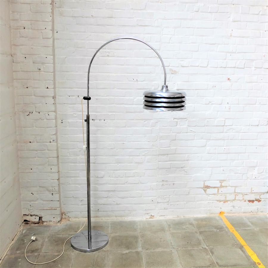 Tamas Borsfay vloerlamp | Oost-Europees design | by BOLD